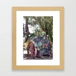 Davey, Payman & Co - Colchester England Framed Art Print
