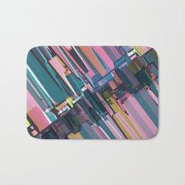 Abstract Composition 637 Bath Mat