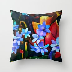 Early Risers Throw Pillow