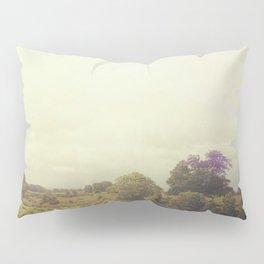 Road Trip Across the Irish Countryside Pillow Sham
