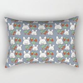 Little Rabbit Rectangular Pillow