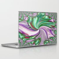 candy Laptop & iPad Skins featuring Candy by lillianhibiscus