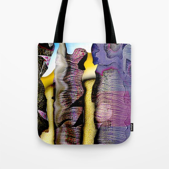 In And Out Tote Bag