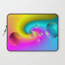 Paintballs Laptop Sleeve