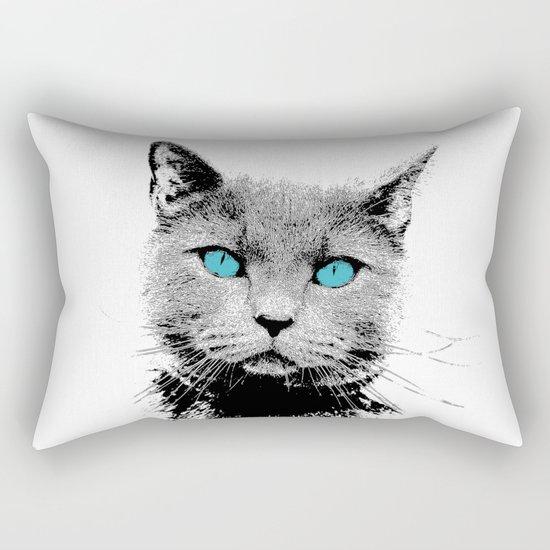 CAT 2 Rectangular Pillow
