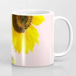 Sun Flower || #society6 #decor #buyart Coffee Mug