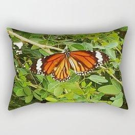 Common Tiger Rectangular Pillow