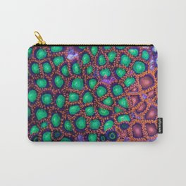 Zoanthus Corals Mix Carry-All Pouch