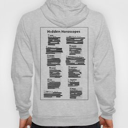 Hidden Horoscopes Hoody