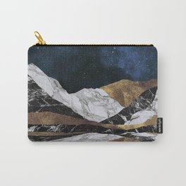 Marble Mountain Landscape Carry-All Pouch