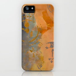 Pieces of Time iPhone Case
