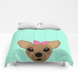 Chiwawa lady Comforters