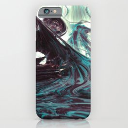 The Ooze iPhone Case