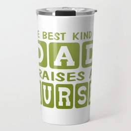 Dad's Nurse Travel Mug