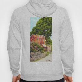 House on the Mound BARBADOS Hoody