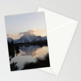 Mt. Moran Stationery Cards