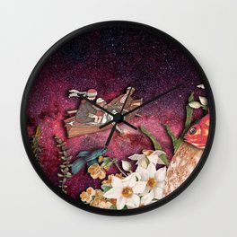 BEFORE THE END Wall Clock