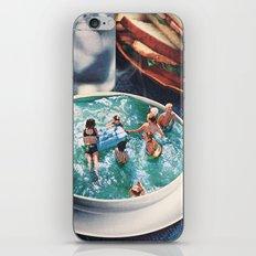 SOUP DU JOUR iPhone & iPod Skin