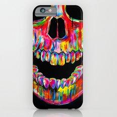 Chromatic Skull iPhone 6 Slim Case