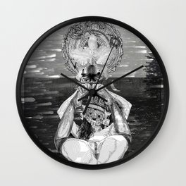 The constellation erotique 3202 Wall Clock