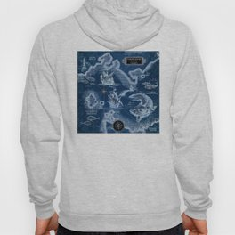 Fisherman's Cove Blue Hoody