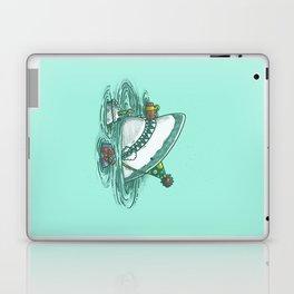 Happy Birthday Shark Laptop & iPad Skin