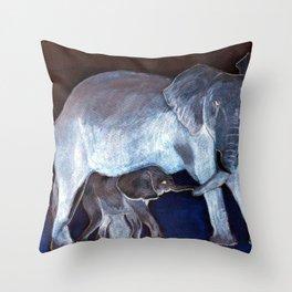 Moonlight Moods collection 'A Proud Mum' Throw Pillow