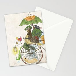 The Life Cycle Stationery Cards
