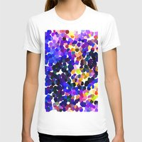 confetti T-shirts featuring Confetti by Art-Motiva