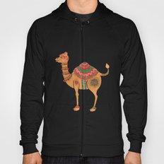 The Ethnic Camel Hoody