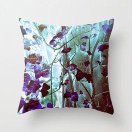 Enchanting Ivy Throw Pillow