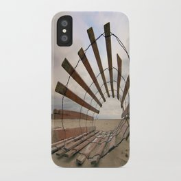 Roll Play iPhone Case