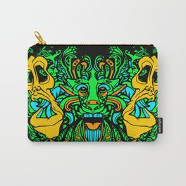 Face Your Chaos Carry-All Pouch
