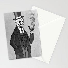 Undead Gentleman Stationery Cards