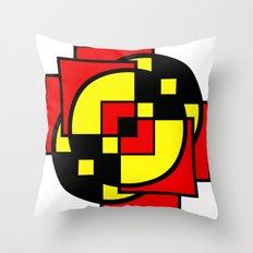 Morph The Power Throw Pillow
