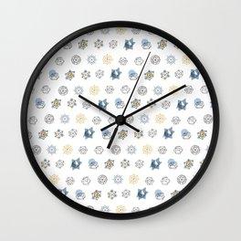 Shape Shift Wall Clock