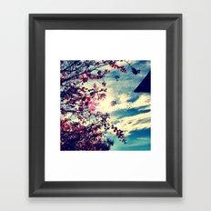 Spring 1 Framed Art Print