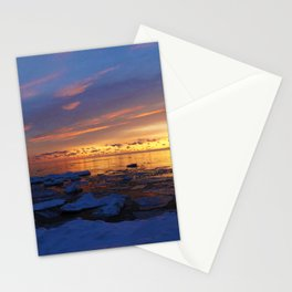 Sunset magic Stationery Cards