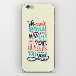 You make you iPhone Skin