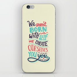 You make you iPhone Skin