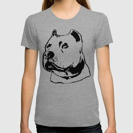 PITT-BULL TERRIER DOG T-shirt