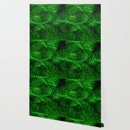 Leaves V12WL Wallpaper