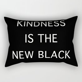 Kindness Rectangular Pillow