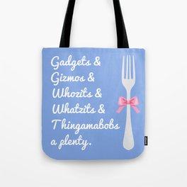 Gadgets & Gizmos Tote Bag