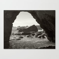 Naturally Framed Canvas Print