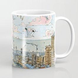 Genova e la Lanterna Coffee Mug