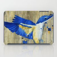 technology iPad Cases featuring The Thing with Technology... by Amy Taylor