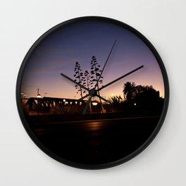 Across the Avenue Wall Clock
