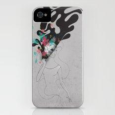 Inner Beauty iPhone (4, 4s) Slim Case