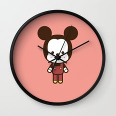 #49 Mouse Wall Clock